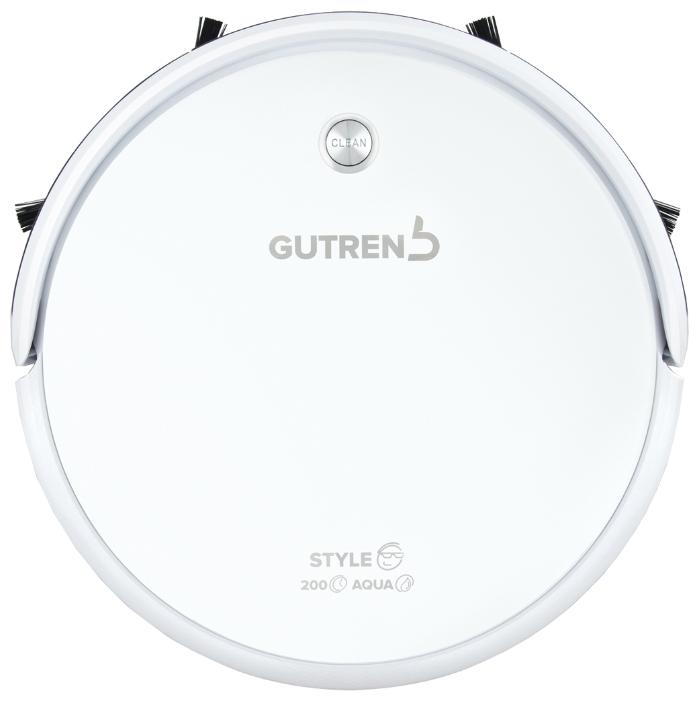 Робот-пылесос GUTREND STYLE 200 Aqua White-1