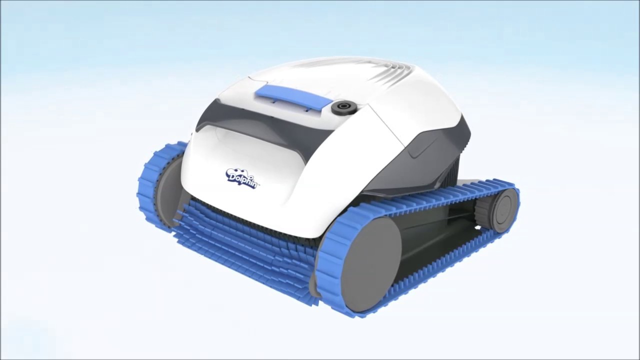 Робот для бассейна Dolphin S50-4
