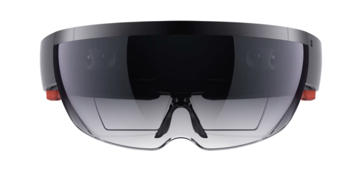 Очки виртуальной реальности Microsoft Hololens-5