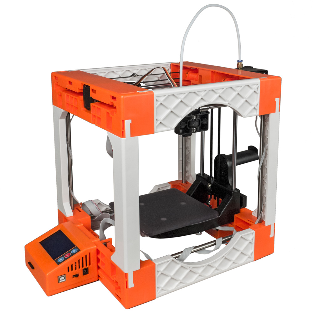 3D принтер Funtastique EVO v1.1 Orange-3