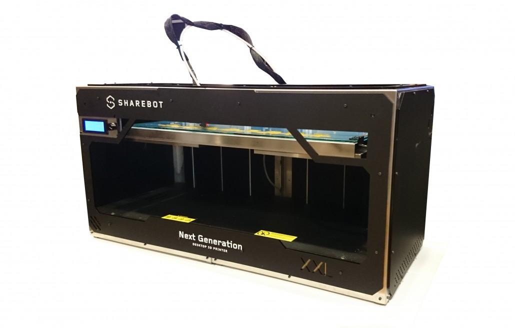 3D принтер SHAREBOT XXL-7