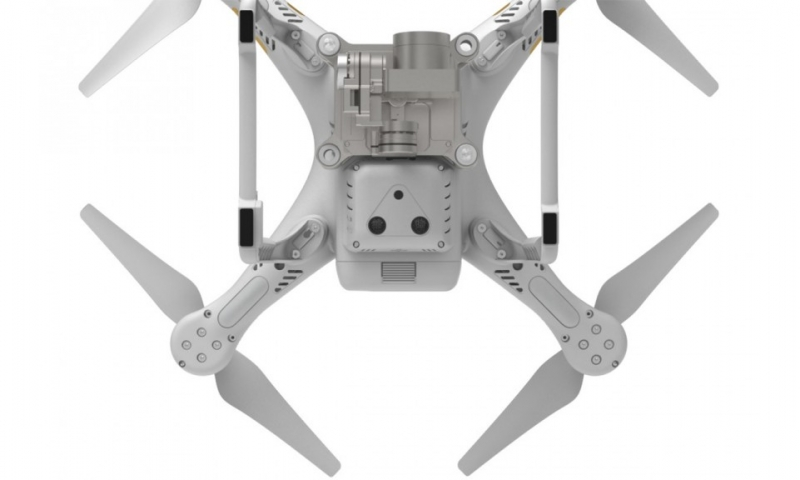 Квадрокоптер DJI Phantom 3 Professional-2