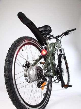 Электровелосипед Ecobike Hummer-5