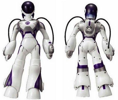 Робот Femisapien-6