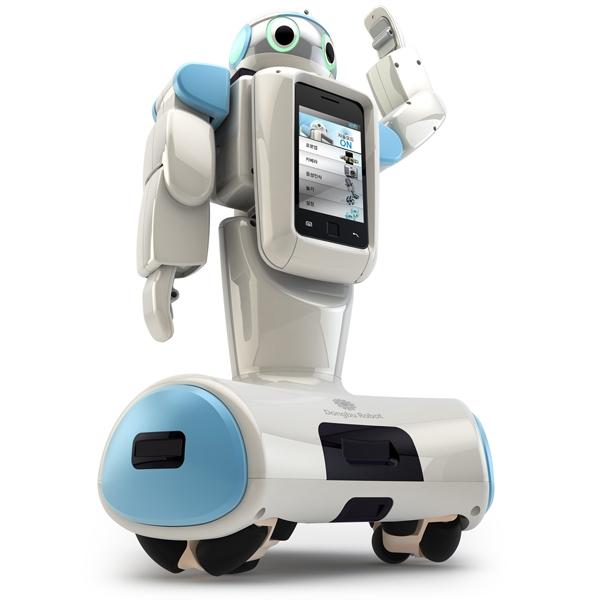 HOVIS GENIE HUMANOID ROBOT-2