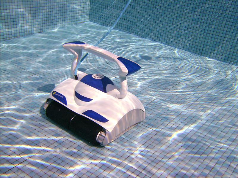 Робот для бассейна Zodiac Cybernaut NT 25m-4