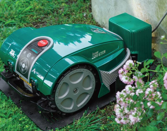 Газонокосилка робот Caiman AMBROGIO L30 DELUXE-2