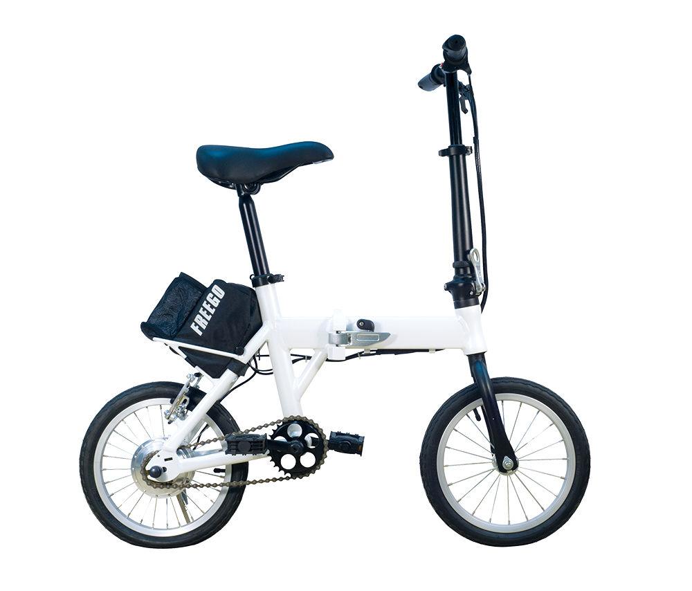 Электровелосипед Volteco FREEGO-1