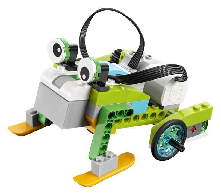 Базовый набор LEGO Education WeDo 2.0-1