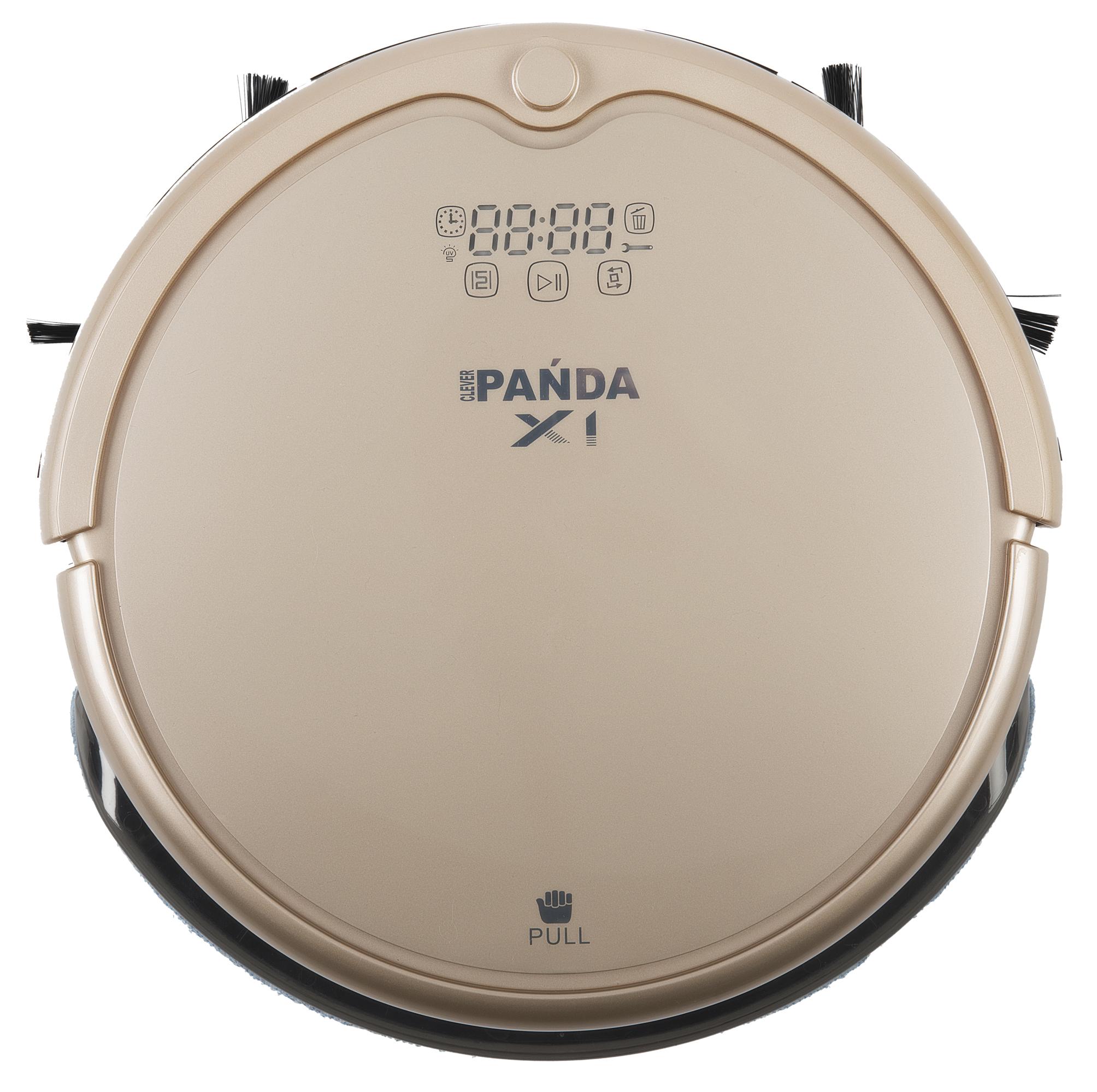 Робот-пылесос Panda X1 Gold-1