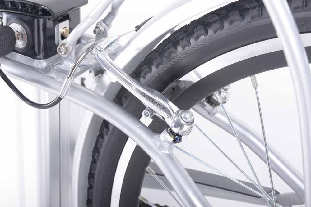 Электровелосипед Ecoffect Citybike 28-5