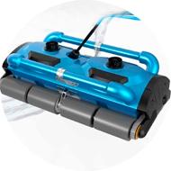 Робот для бассейна iCleaner-200D (Neptun) (40 метров)-1