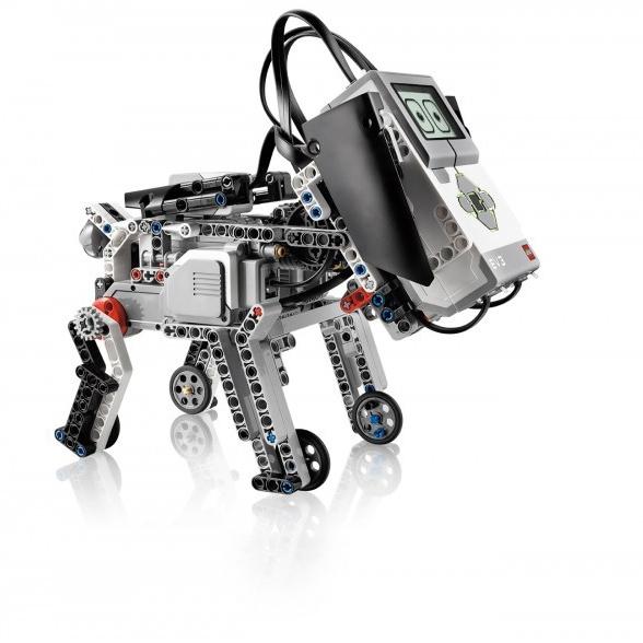 Базовый набор LEGO Mindstorms Education EV3-4