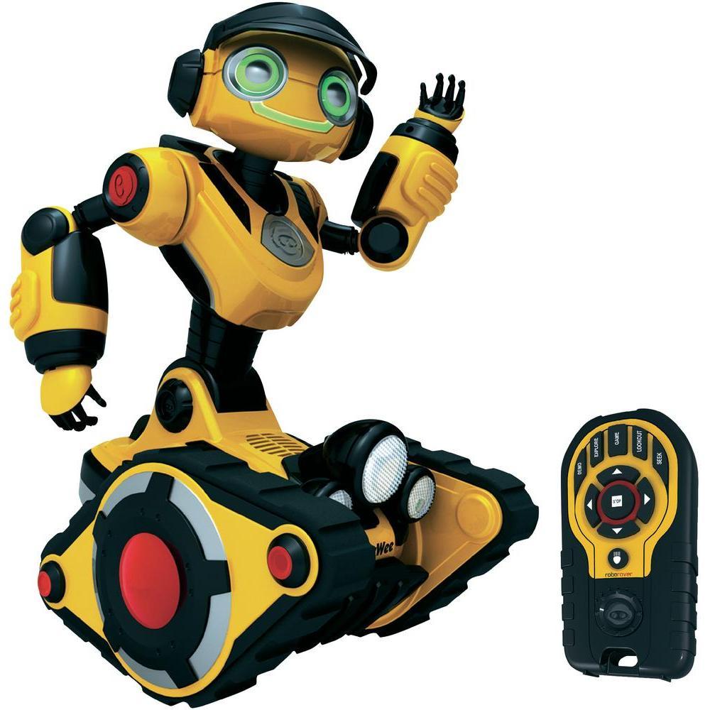 Робот Roborover-5