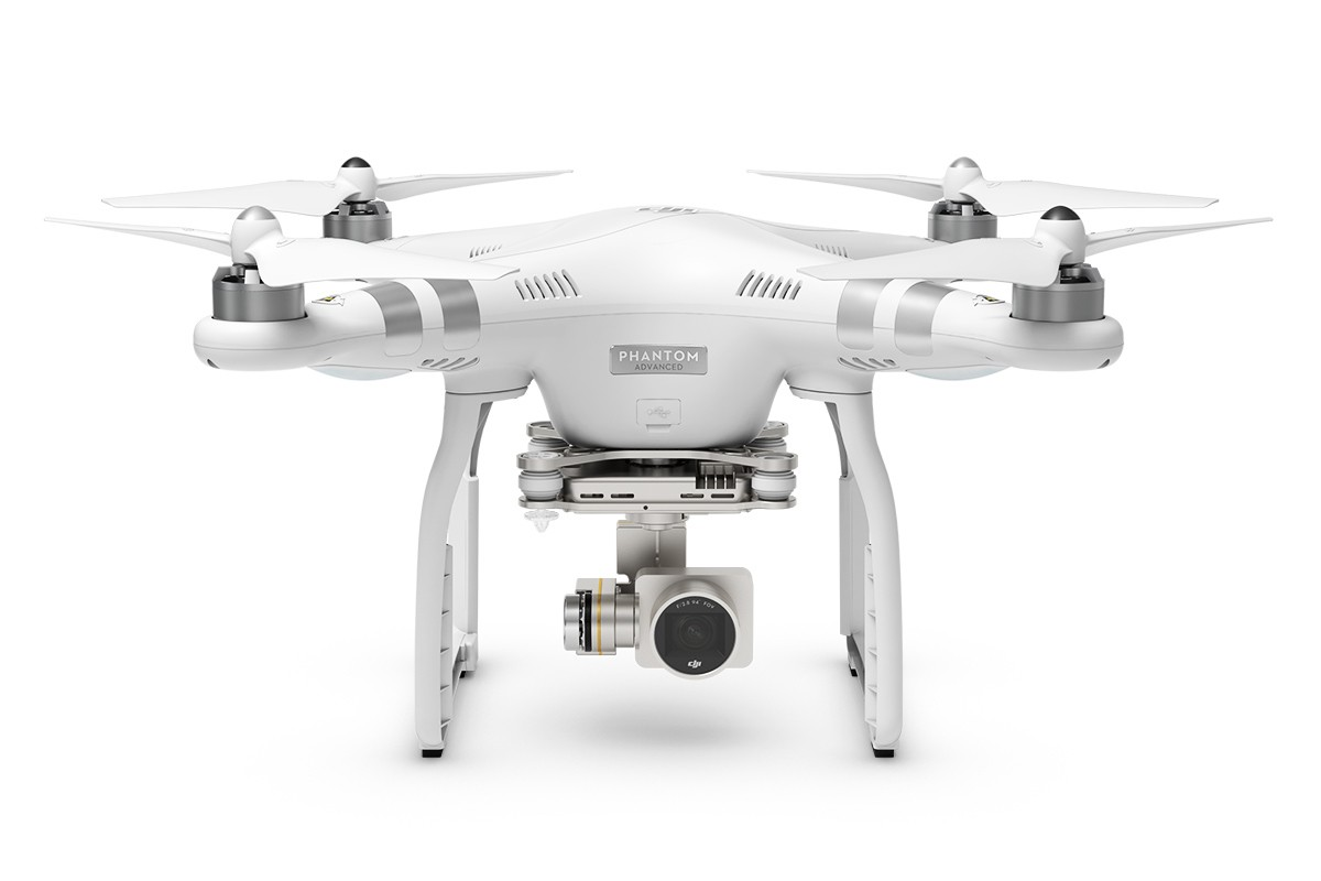 Квадрокоптер DJI Phantom 3 Advanced-1