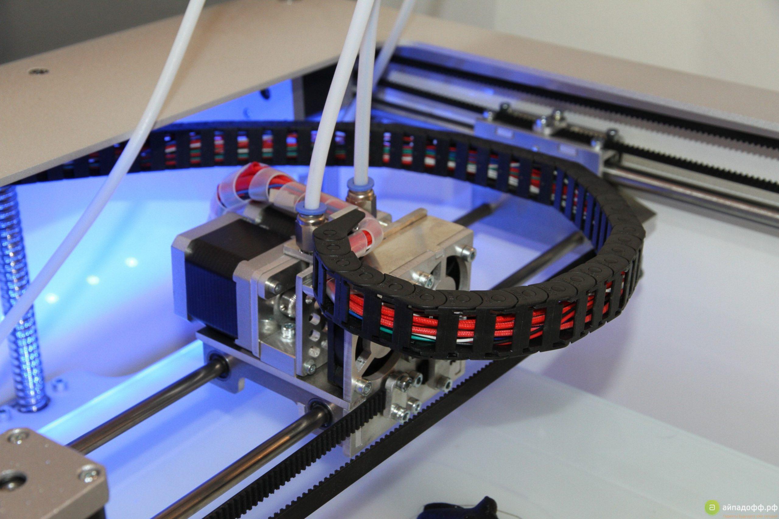 3D принтер Leapfrog Creatr 2H-3