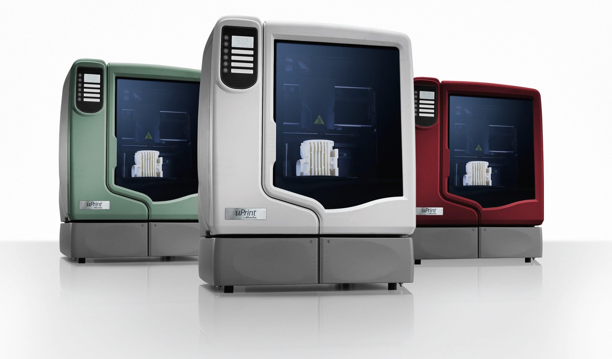 3D принтер Stratasys uPrint SE-4
