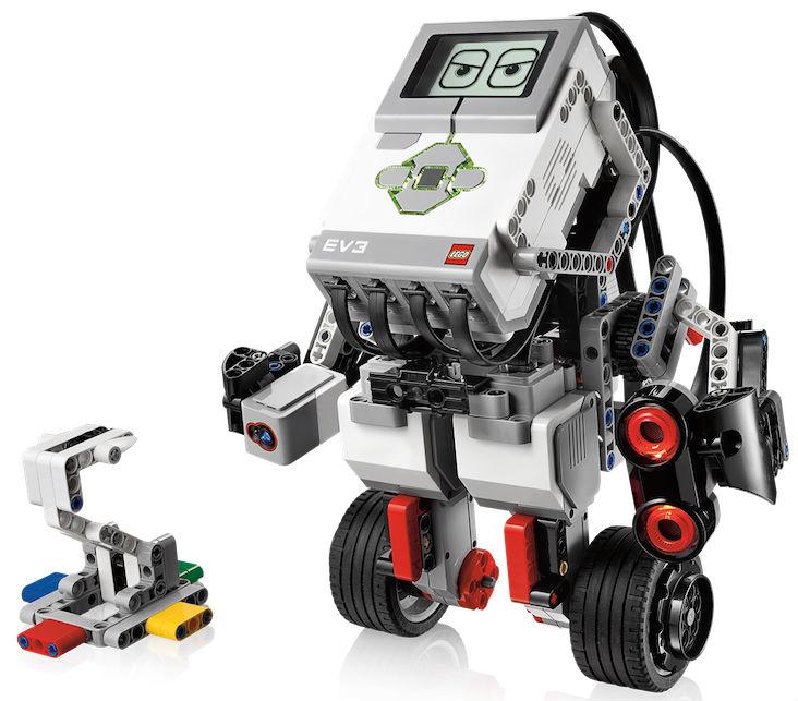 Базовый набор LEGO Mindstorms Education EV3-1