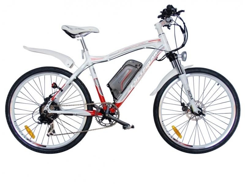 Электровелосипед Cycleman E-max-2