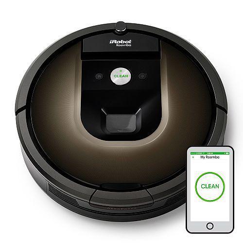 Робот-пылесос iRobot Roomba 980-1
