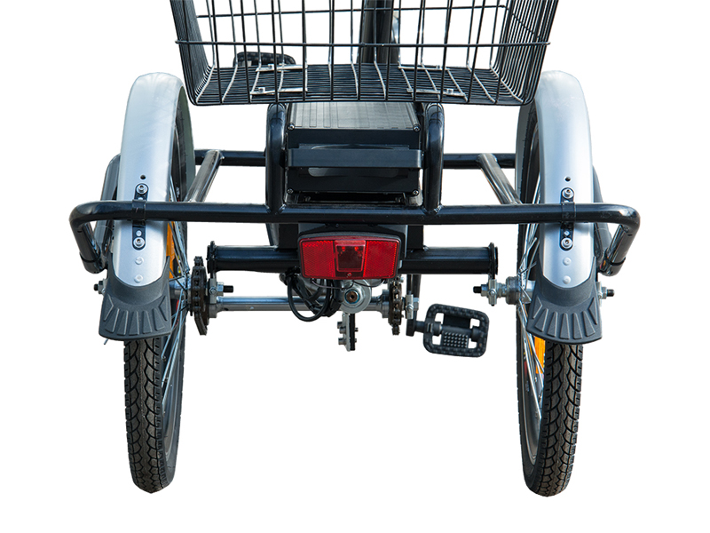 Электроцикл Wellness FAZENDA 500-8