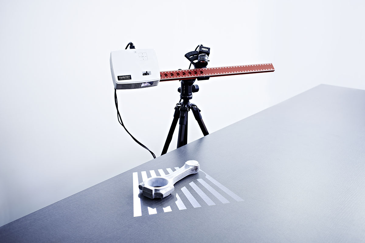 3D сканер DAVID SLS-2-5