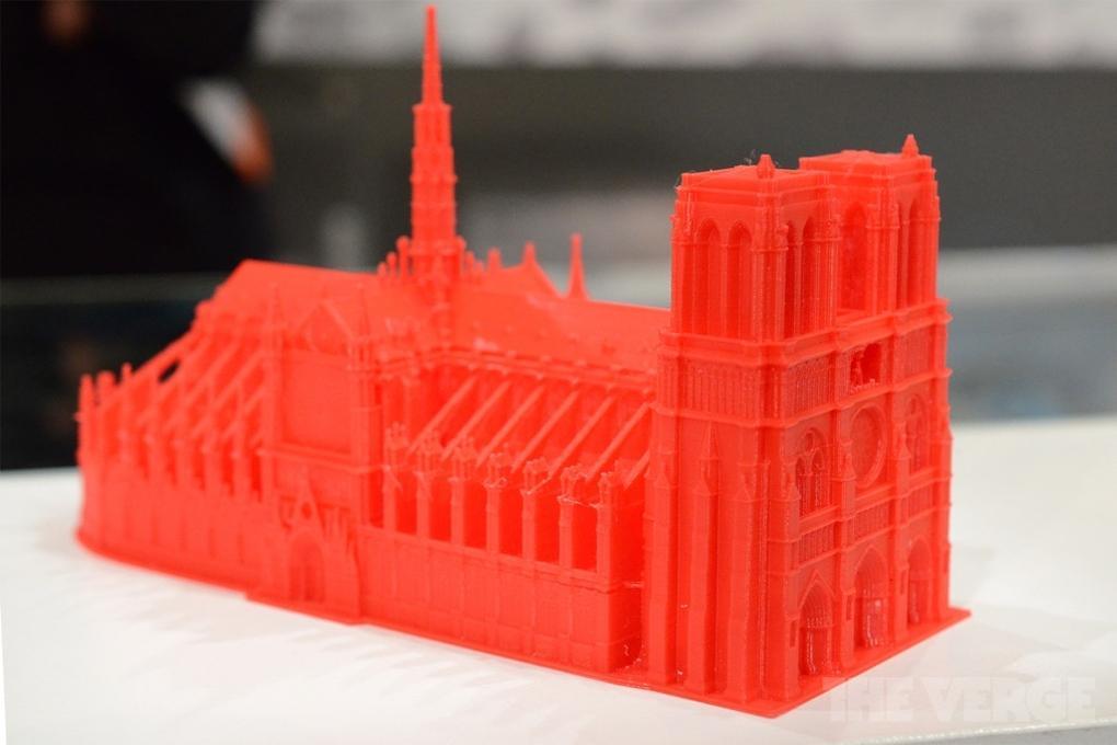 3D принтер 3D Systems CubeX-6