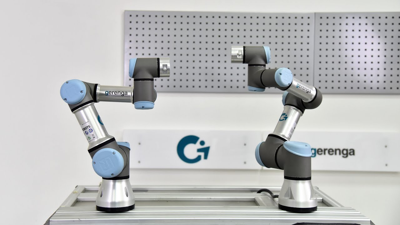 Universal Robots UR3/UR3e-1