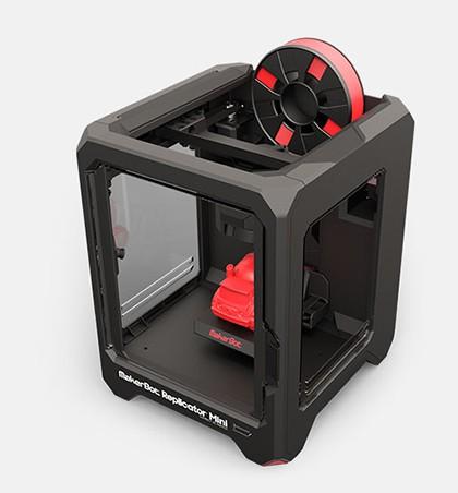 3D принтер MakerBot Replicator Mini-4