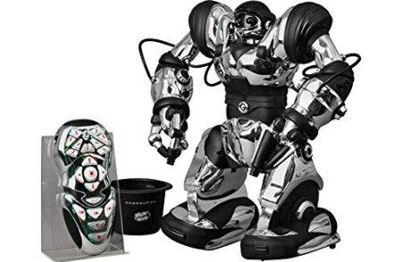 Робот Robosapien (хром)-4