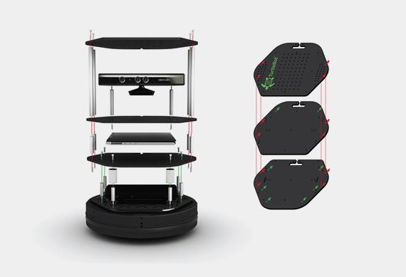 Робот для образования Turtlebot 2-6