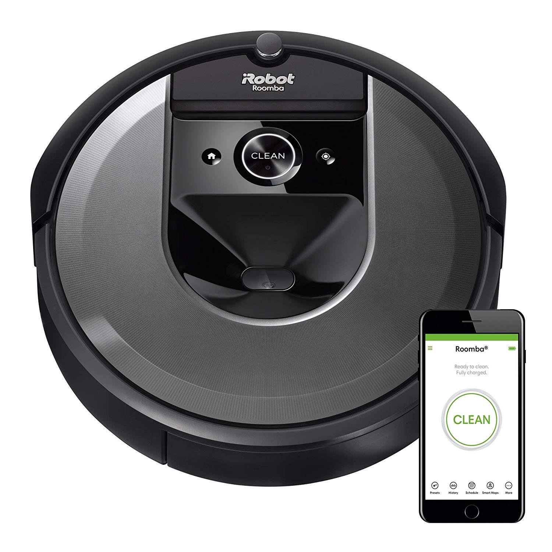 Робот-пылесоc iRobot Roomba i7-4