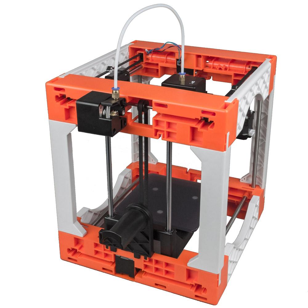 3D принтер Funtastique EVO v1.1 Orange-2