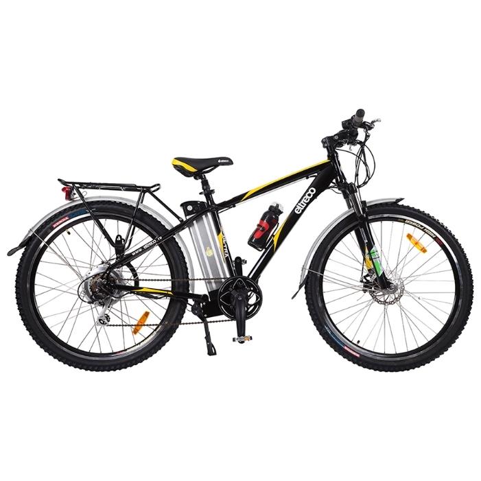 Электровелосипед Eltreco Ultra EX Plus 500W (2013)-1