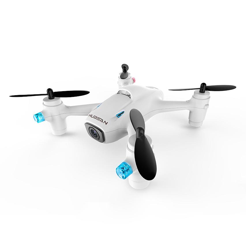 Квадрокоптер Hubsan X4 Mini Camera Plus H107C+-4