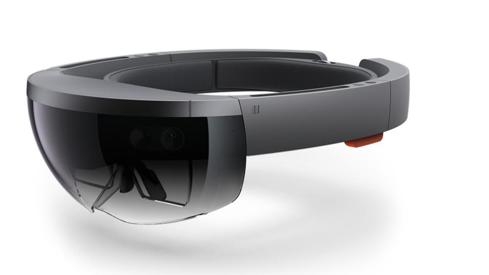 Очки виртуальной реальности Microsoft Hololens-4