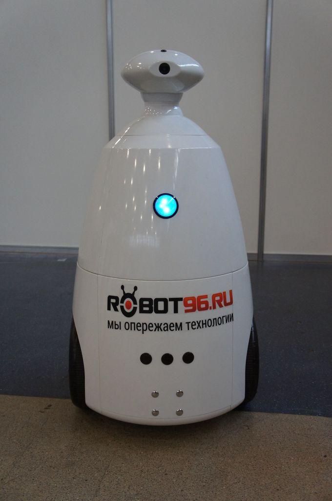 Робот для праздников и выставок (Rbot)-4