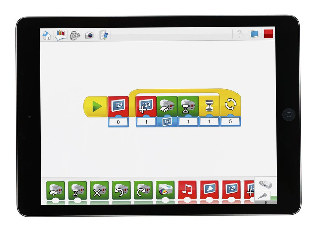Базовый набор LEGO Education WeDo 2.0-4