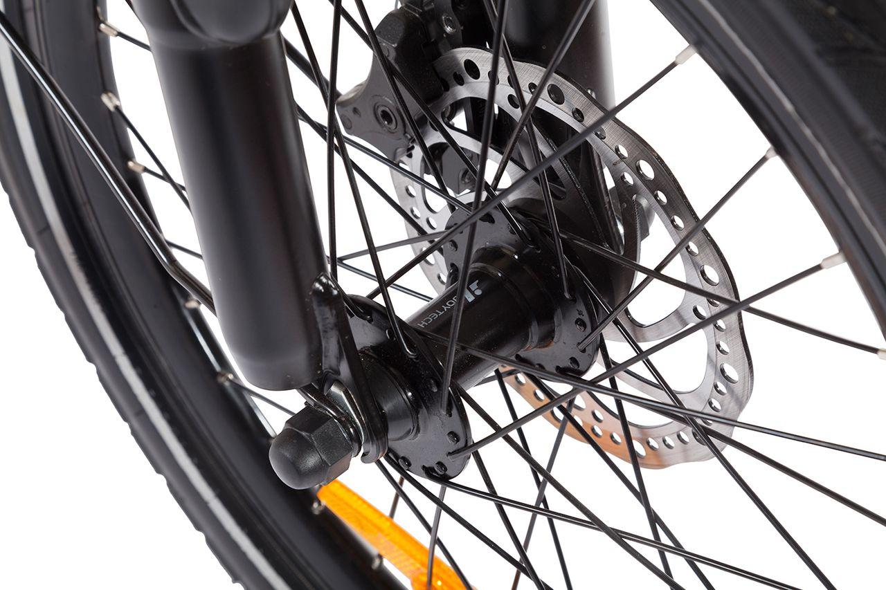 Электровелосипед Eltreco Wave 500W Spoke-3