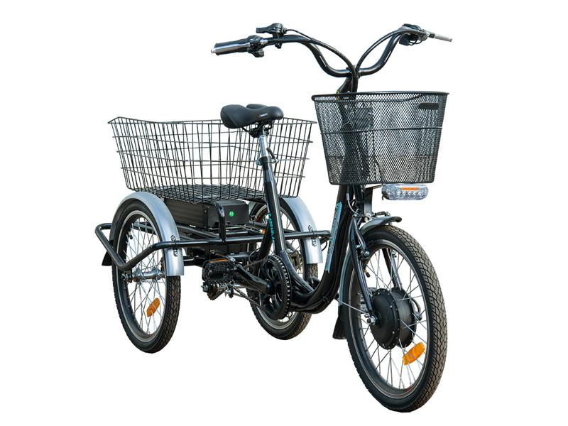 Электроцикл Wellness FAZENDA 500-6