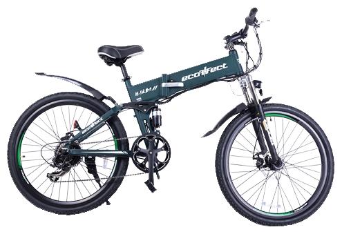 Электровелосипед Ecoffect H-Slim 26-2