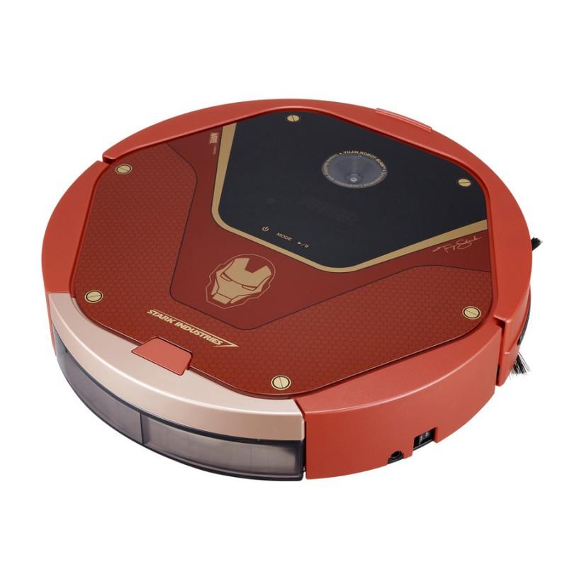 Робот-пылесос iCLEBO Arte IronMan Edition-5