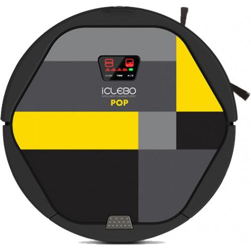 Робот-пылесос iClebo Pop Lemon-8