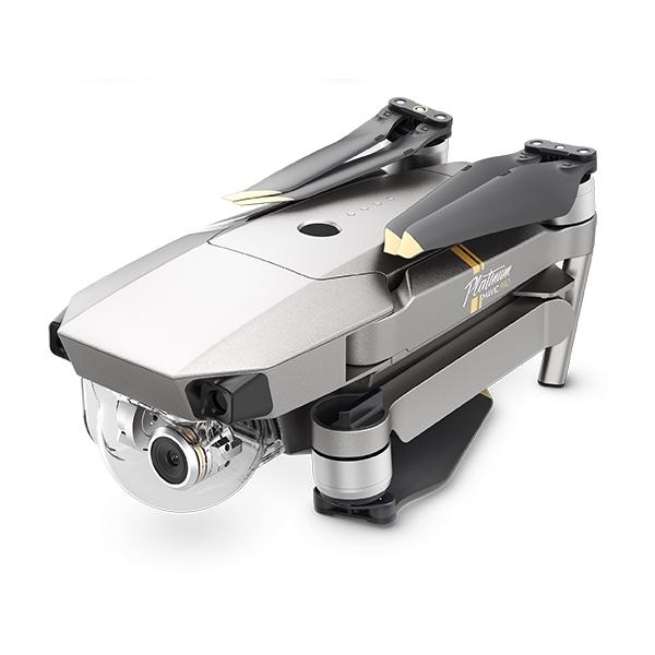 Квадрокоптер DJI Mavic Pro Platinum Combo-2