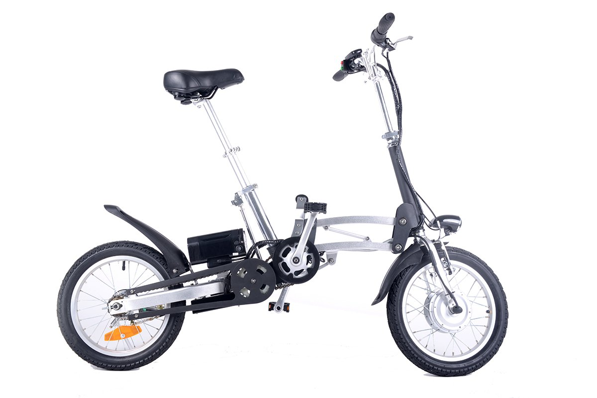 Велогибрид Ecoffect Cameo Shrinker 250-4