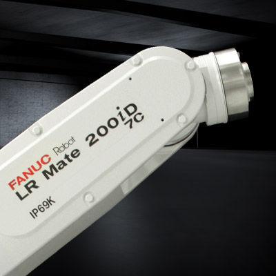 Fanuc LR Mate 200iD/4SC-6
