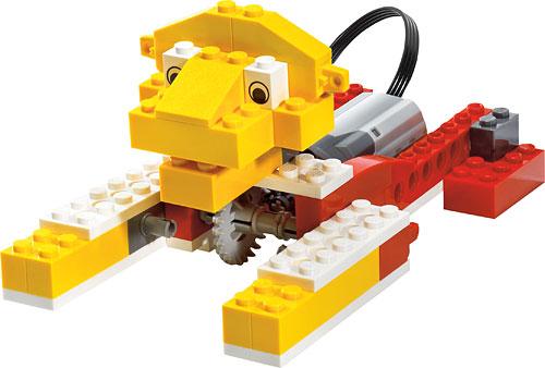 Перворобот LEGO Wedo Education-3