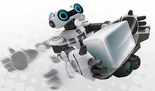 Робот грузобот-6