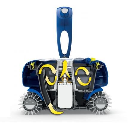 Робот для бассейна Zodiac CyclonX RC 4300-4