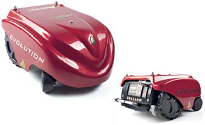 Робот-газонокосилка Caiman Ambrogio L200 Evolution-2